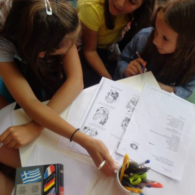 Kids Translation Workshop
